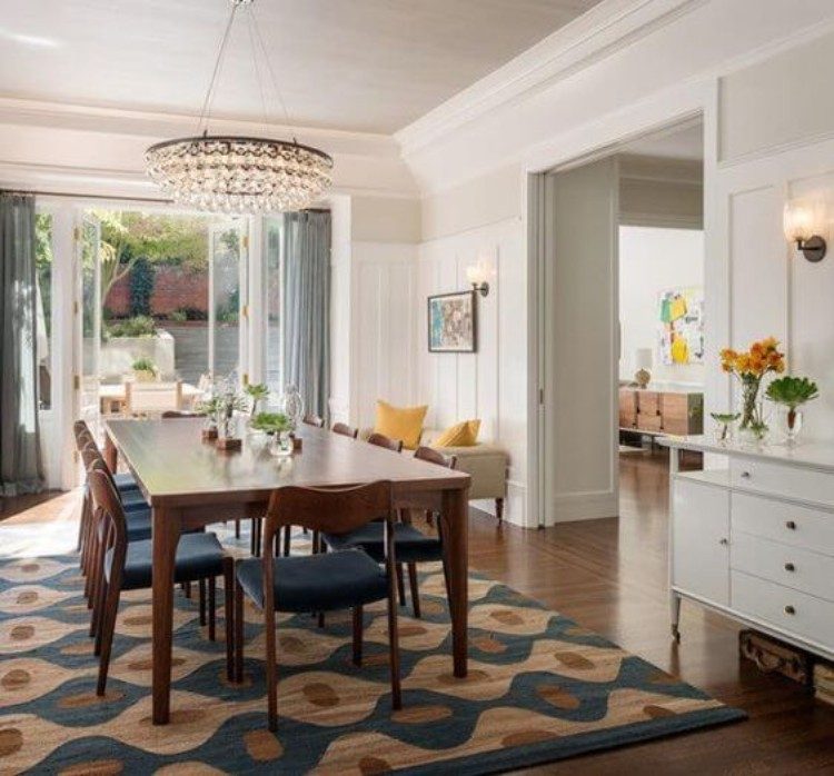 Dining Room Tips: The Perfect Rug dining room tips Dining Room Tips: The Perfect Rug Dining Room Tips The Perfect Rug1