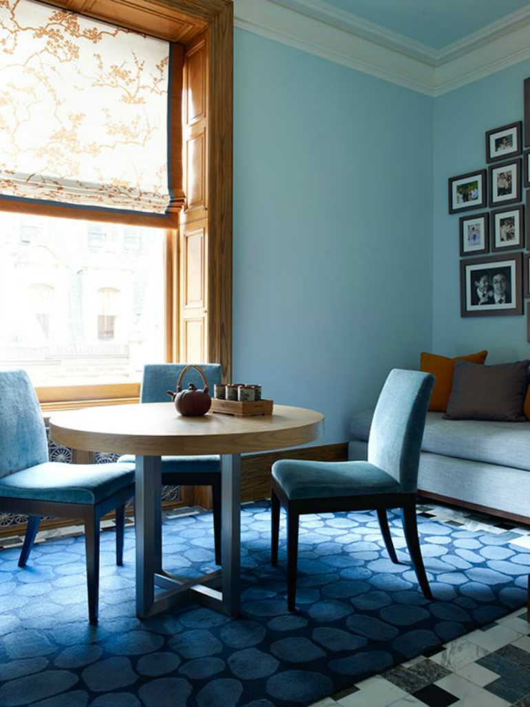 The Right Dining Chairs for Exquisite Dining Rooms dining chairs The Right Dining Chairs for Exquisite Dining Rooms Incredibly Chic Dining Room Ideas By DrakeAnderson 2