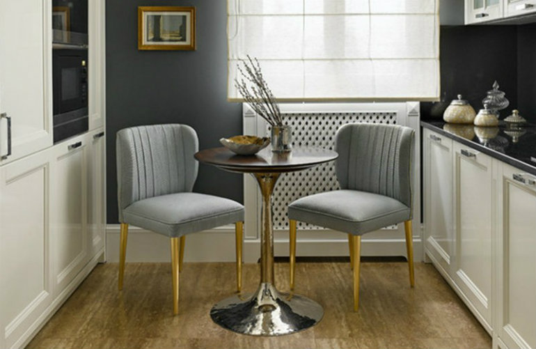 The Right Dining Chairs for Exquisite Dining Rooms dining chairs The Right Dining Chairs for Exquisite Dining Rooms dalyan dining room chair mid century modern design 6 detail
