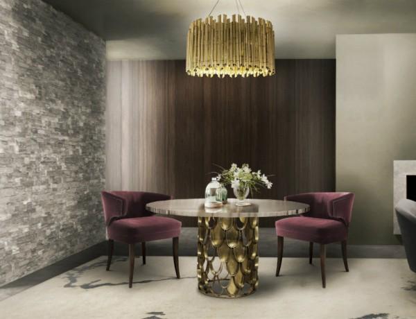 dining room tables Dining Room Design Ideas: 10 Inspiration dining room tables-part I Dining Room Design Ideas 10 Inspiration dining room tables Part I 600x460