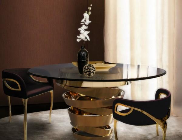 dining room tables Dining Room Design Ideas: 10 Inspiring dining room tables-part II Dining Room Design Ideas 10 Inspiring dining room tables cover 600x460