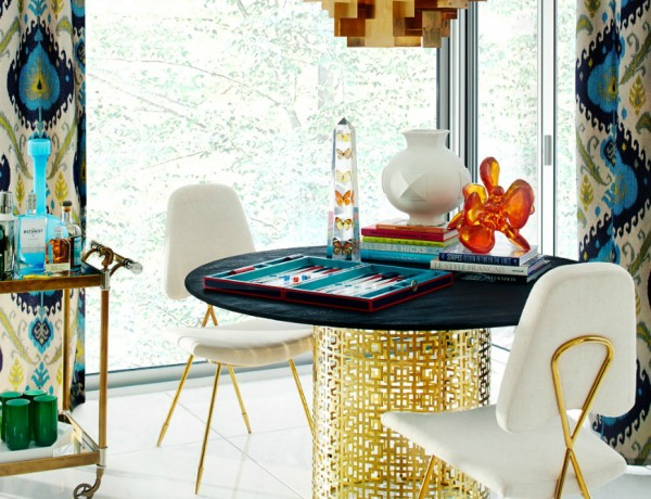 jonathan adler dining room ideas dining room ideas Top 10: Dining Room Ideas by Jonathan Adler dining room ideas 4 600x460
