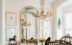 dining room mirrors Beautiful Dining Room Mirrors To Inspire You dining room ideas with mirrors 240x150