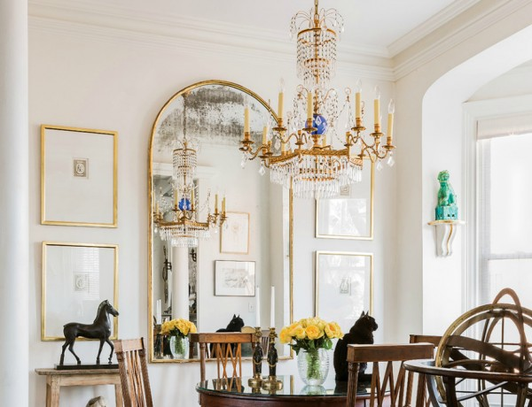 dining room mirrors Beautiful Dining Room Mirrors To Inspire You dining room ideas with mirrors 600x460