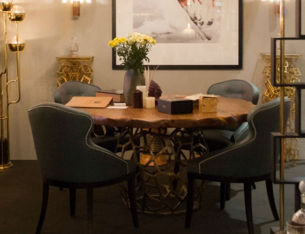 8 Glamorous Dining Table Ideas to Inspire You