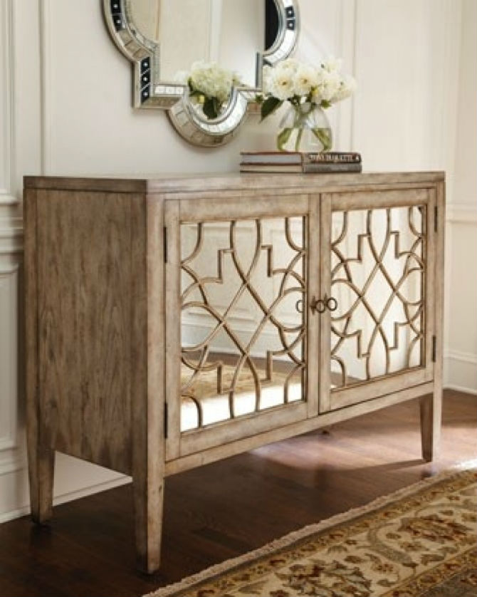 dining room decor ideas with fabulous console tables