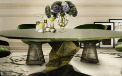 The Most Beautiful Dining Room Design Ideas for Spring & Summer dining room design The Most Beautiful Dining Room Design Ideas for Spring & Summer The Most Beautiful Dining Room Design Ideas for Spring Summer 1 3 240x150