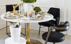 The Most Sophisticated Dining Room Furniture By Kelly Wearstler Dining Room Table 10 Small Dining Room Table Ideas To Make The Most Out Of Your Space The Most Sophisticated Dining Room Furniture By Kelly Wearstler 8 240x150