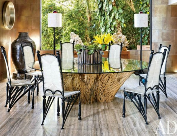 10 Sophisticated Glass Dining Tables You Will Want To Have