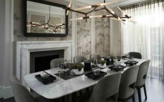 Sober Yet Sophisticated Dining Room Ideas by Staffan Tollgard Design