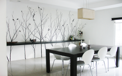 How To Style Wall Art In Your Modern Dining Room