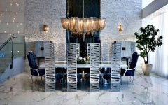 Magnificient Dining Room Inspiration from Pfuner Design