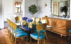 10 Dazzling Dining Room Ideas From LuxeSource To Copy Right Now