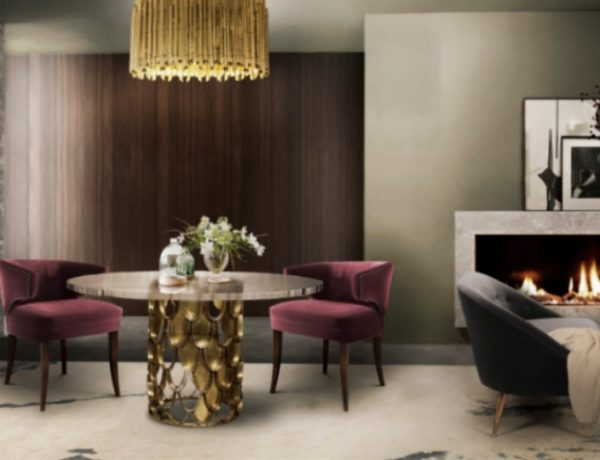 7 Sophisticated Dining Room Chairs You Will Want To Have Next Season dining room chairs 7 Sophisticated Dining Room Chairs You Will Want To Have Next Season unspecified 1 600x460