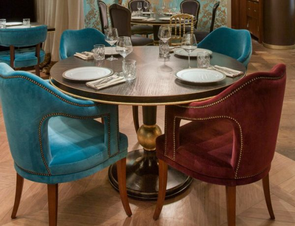 Classic Meets Contemporary In These Incredible Dining Room Sets