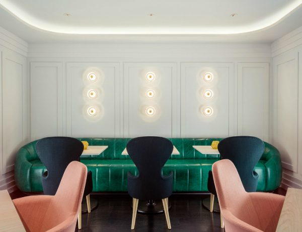 Get Inspired By The Incredible Dining Room Design At Bronte Restaurant