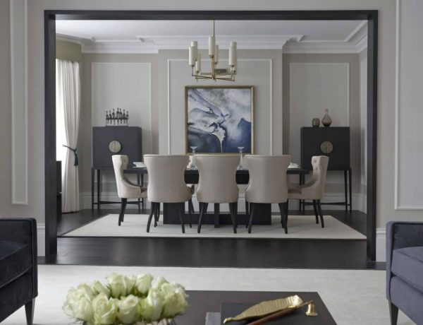 5 Fantastic Dining Room Cabinets That Steal the Show 6