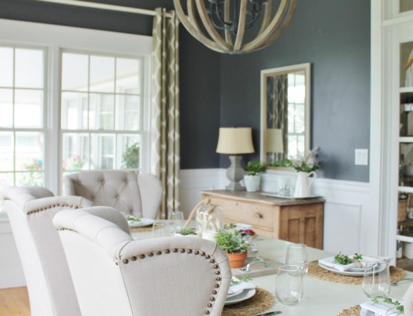 9 Dining Room Decorating Ideas That Will Be Trendy This Summer 11
