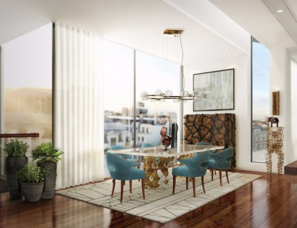 Dining Room Ideas 10 Dining Room Ideas to Inspire Yourself by Elle Décor 10 Dining Room Ideas to Inspire Yourself by Elle D  cor 11 600x460