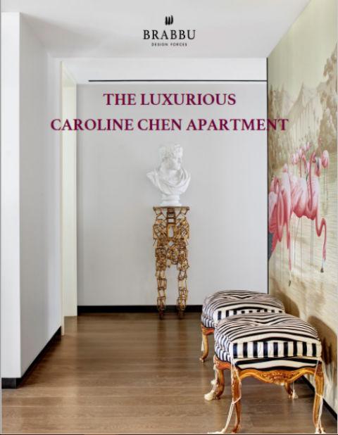 caroline chen apartment THE LUXURIOUS CAROLINE CHEN APARTMENT 8de6954ddb2eac557717325685d33cfb
