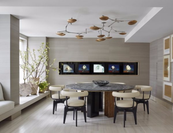 capa dining room ideas 10 Celebrity Dining Room Ideas For You To Inspire capa 600x460