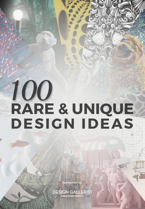 100 Rare & Unique Design Ideas ebook 100 rare and unique design ideas