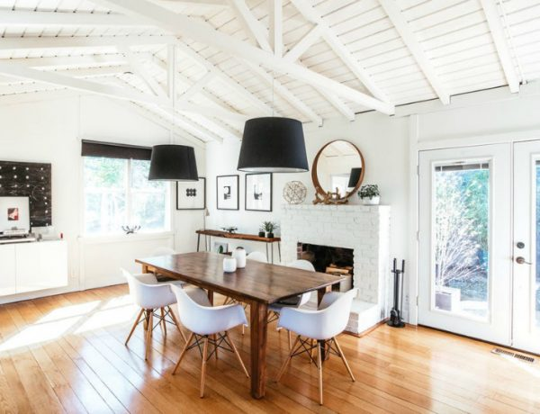 The Most Popular Dining Room Design Ideas On Pinterest dining room design The Most Popular Dining Room Design Ideas On Pinterest featured image 600x460