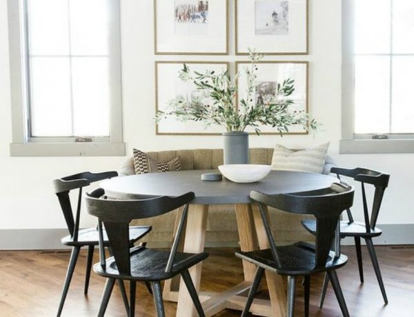 9 Stunning Dining Room Decor Ideas To Steal From Studio McGee dining room decor ideas 9 Stunning Dining Room Decor Ideas To Steal From Studio McGee featured image 13 600x460