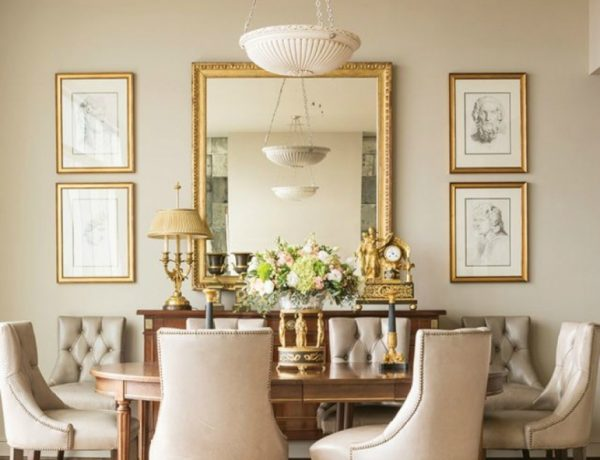 dining room mirrors 7 Dining Room Mirrors That Boost The Style Of Your Dining Room featured image 3 600x460