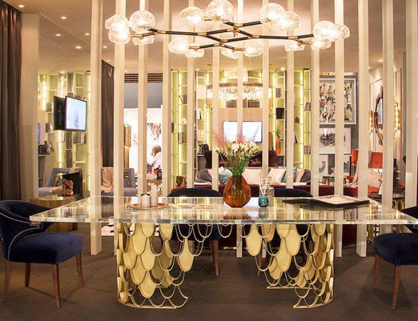 maison et objet 2018 Meet 5 Designs For Your Dining Room Project in Maison et Objet 2018 feattrec 600x460