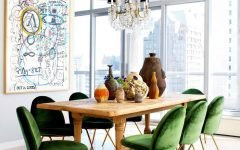 velvet chairs Most Wonderful Velvet Chairs for Your Modern Dining Room featketv 240x150