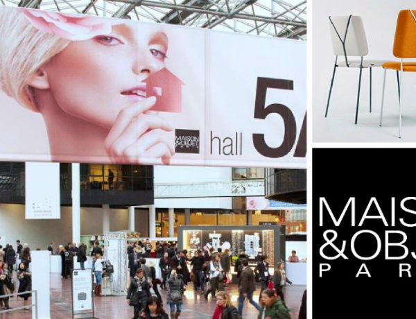 Maison&Objet 2018: New collections you don't want to miss! maison et objet 2018 Maison et Objet 2018: New Collections You Don't want to Miss! capacapa 600x460