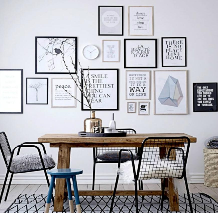 Dining Room Ideas Of Wall Decor Fall Trends Dining Room Ideas