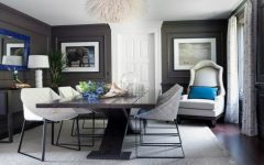 modern dining room Latest Trend Colors for Modern Dining Room in 2019 c 6 240x150