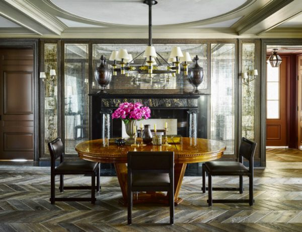 dining room ideas 22 Dining room ideas from Elle Decor cover 2 600x460