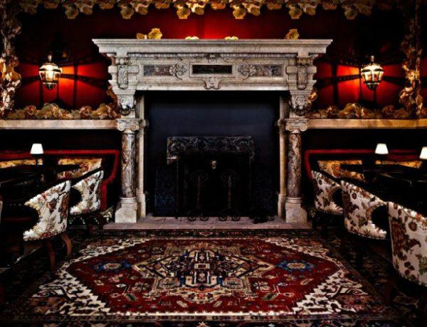 luxury design restaurants Top 5 Beautiful Luxury Design Restaurants Around World cover 5 600x460