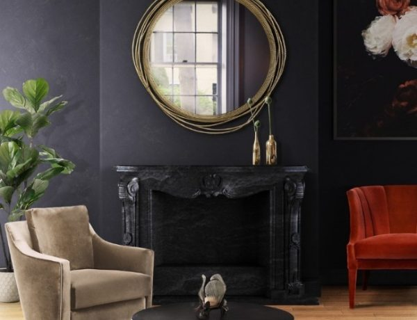 wall mirrors Top 10: Wall Mirrors That You Will Covet 10 Wall Mirrors that Promise to Spruce Up Any Home Interiors11 600x460