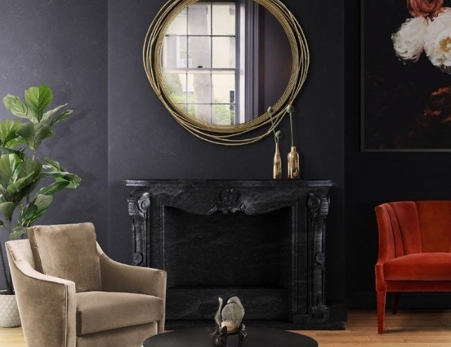 wall mirrors Top 10: Wall Mirrors That You Will Covet 10 Wall Mirrors that Promise to Spruce Up Any Home Interiors11 649x500  Dining Room Ideas 10 Wall Mirrors that Promise to Spruce Up Any Home Interiors11 649x500