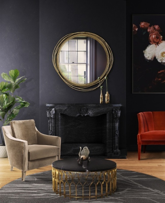 wall mirrors Top 10: Wall Mirrors That You Will Covet 10 Wall Mirrors that Promise to Spruce Up Any Home Interiors11