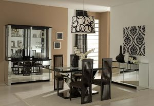 dining room Inspiration: Fabulous Dining Room Ideas Modern design dining roo 300x206