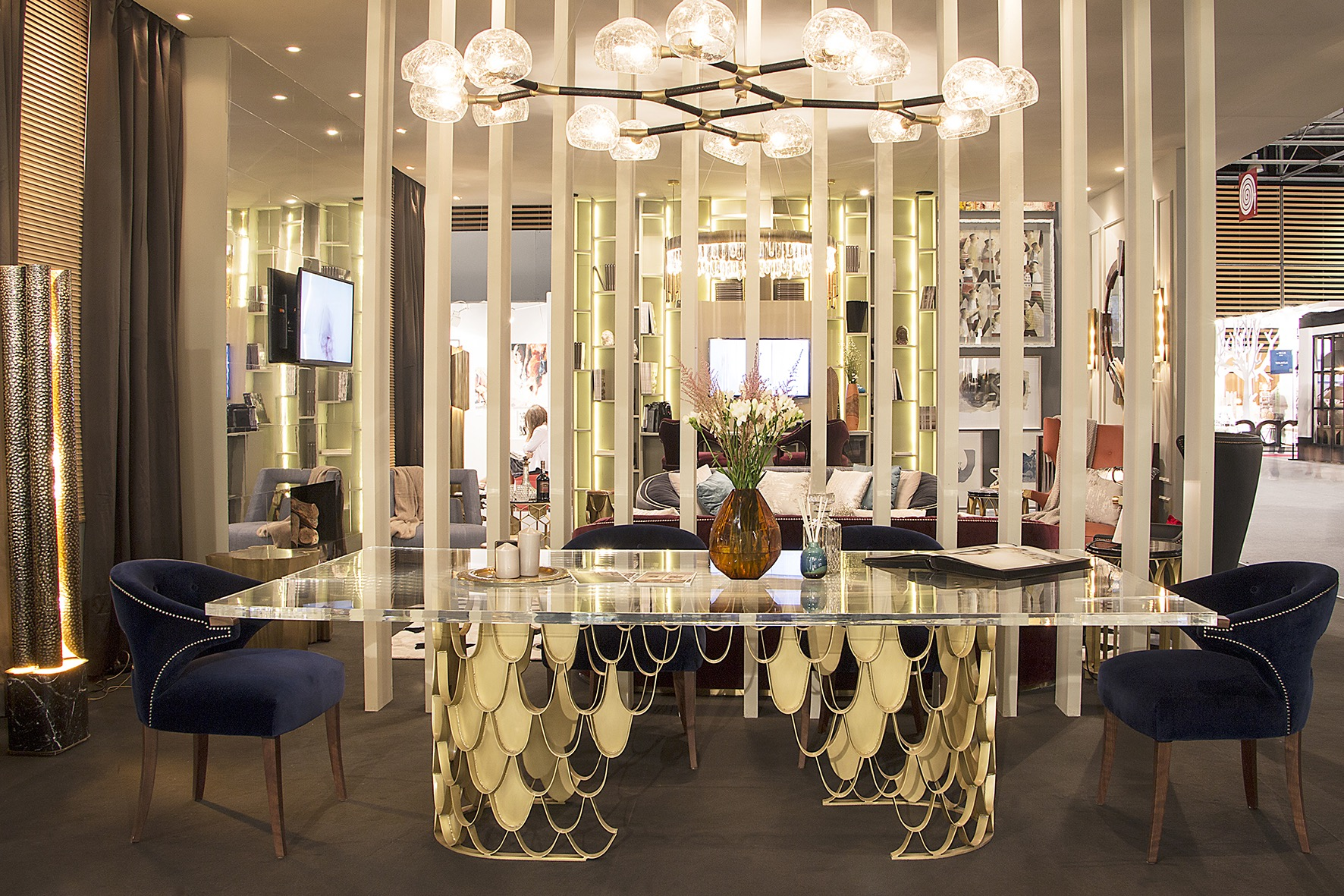 dining room How the Perfect Dining Room will Change your Life brabbu maison objet september 2016 14 HR