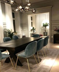 dining room, decor, decoration, interior design, dining rooms, brabbu, dining table dining room Why the Dining Room is the Most Important Room in Your Home dining room table with comfy chairs round comfortable for those look so home blue furniture winning com 245x300